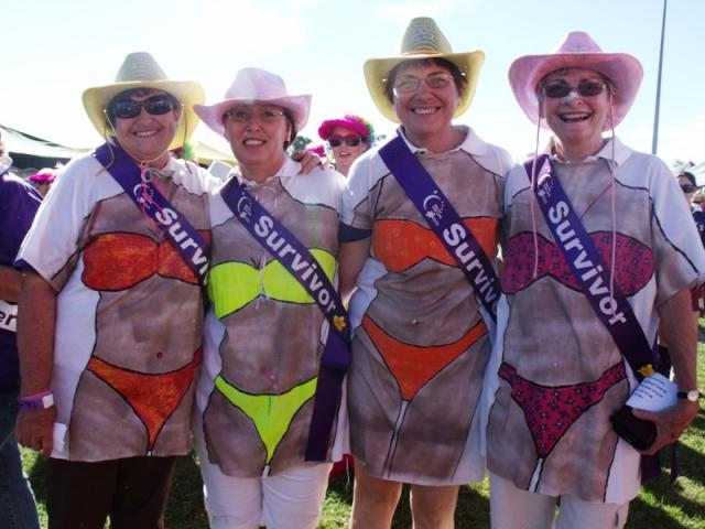 2010 Rockhampton Relay for Life