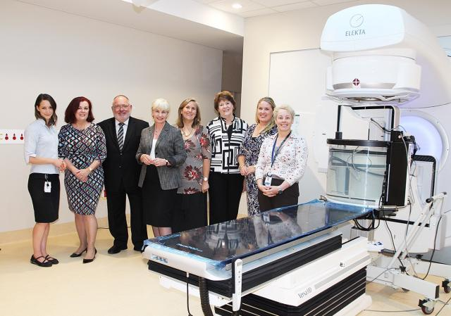 Radiation therapy begins at Rockhampton Cancer Centre in 2016